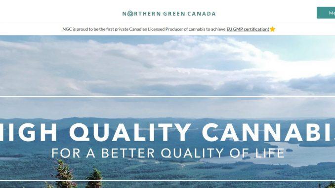 נורת'רן גרין קנדה (NORTHERN GREEN CANADA)