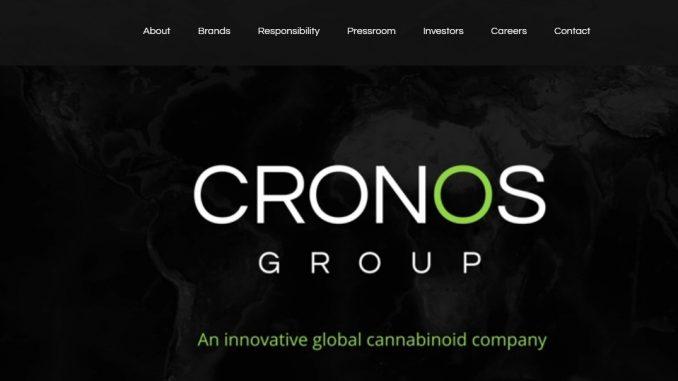 קרונוס (THE CRONOS GROUP)